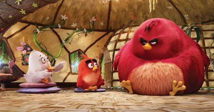 Filme Angry Birds - Sinopse