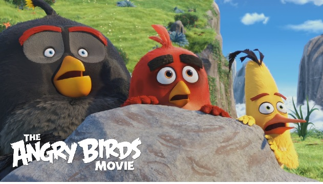Filme Angry Birds  Sinopse