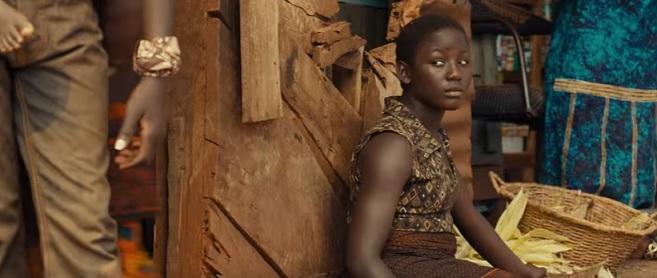 Filme Rainha de Katwe Sinopse.