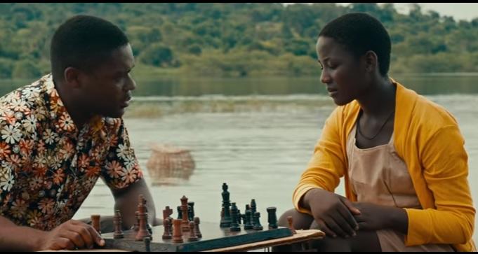 Filme Rainha de Katwe Sinopse