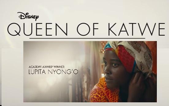 Filme Rainha de Katwe filmes