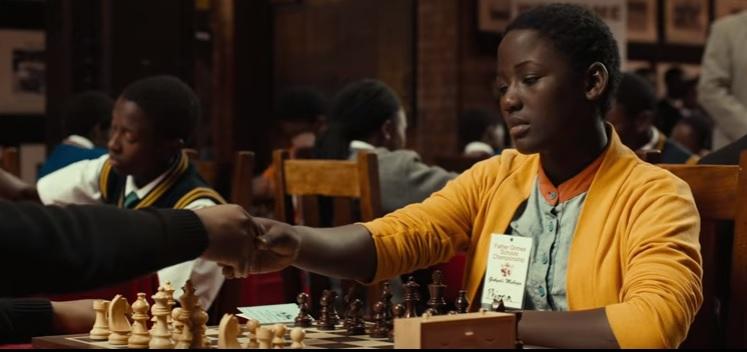 Filme Rainha de Katwe
