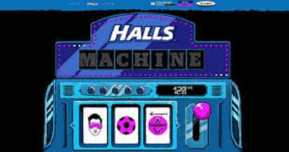 Halls Machine 2016 Pr