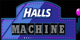 Halls Machine2016 Promoção – Como Participar