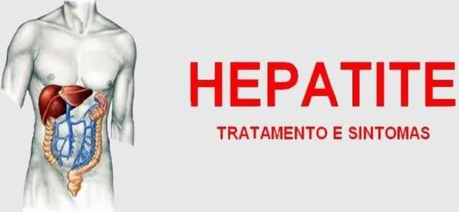 Hepatite B - Sintomas