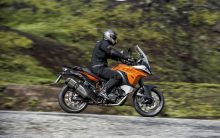 KTM 1190 Adventure 2016 –  Fotos e Vídeo