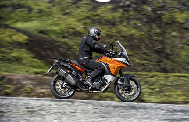 KTM 1190 Adventure 2016 -  Fotos
