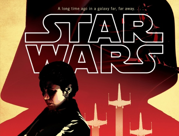 Livro Star Wars Bloodline - Lançamento