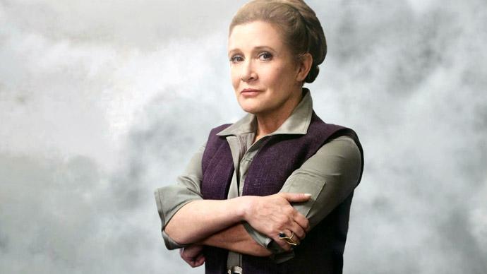 Livro Star Wars Bloodline - Leia