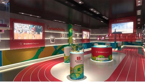 Museu Itinerante Olímpico Projeto Se Prepara Brasil