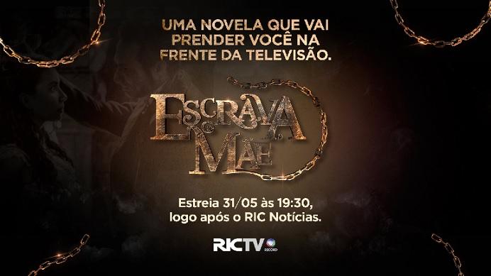 Novela Escrava Mãe TV Record – Elenco e Estreia
