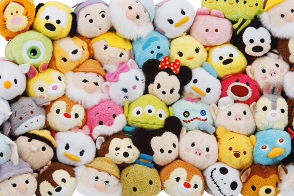 Pelúcias Disney Tsum Tsum - Modelos e Como Comprar