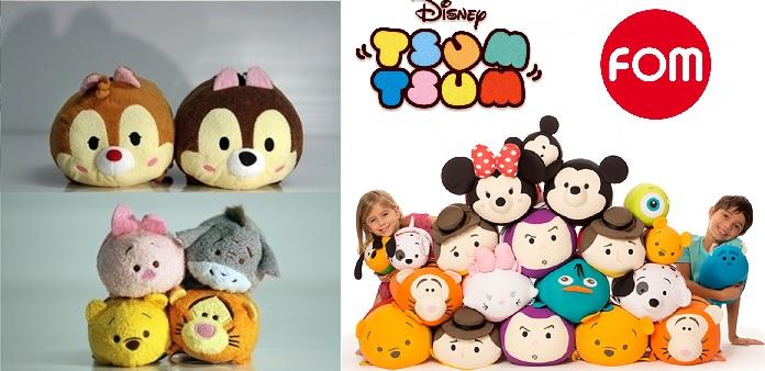 Pelucias Disney Tsum Tsum - .