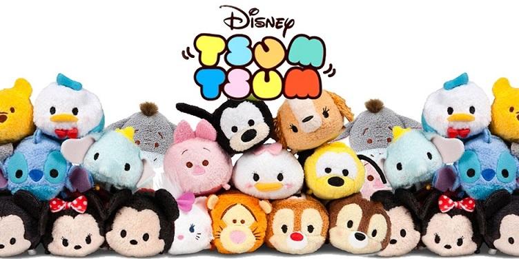 Pelucias Disney Tsum Tsum – Modelos e Como Comprar