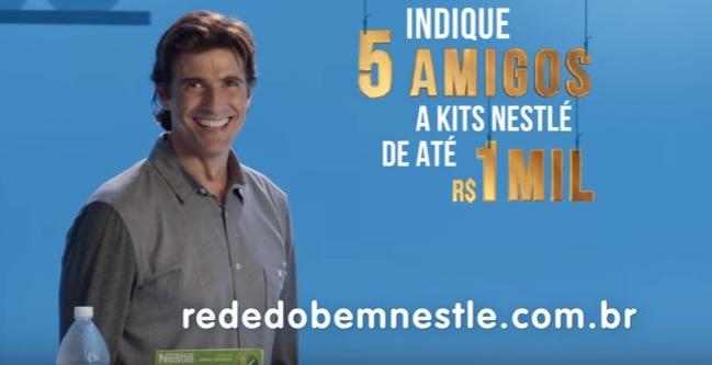 Promoção Rede do Bem Nestlé