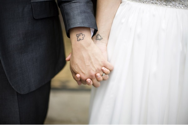 Tatuagem de Casal  Modelos  Eternizando o Amor na Pele