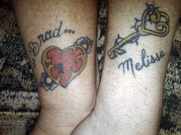 Tatuagem de Casal - Modelos