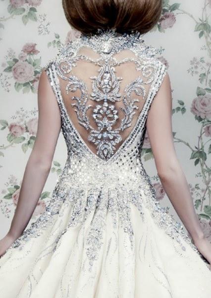 Vestido de Noiva Com Pedrarias - Dicas e M