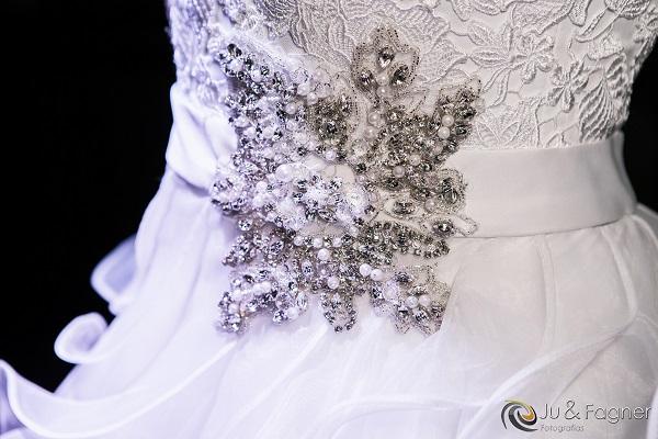 Vestido de Noiva Com Pedrarias - Dicas
