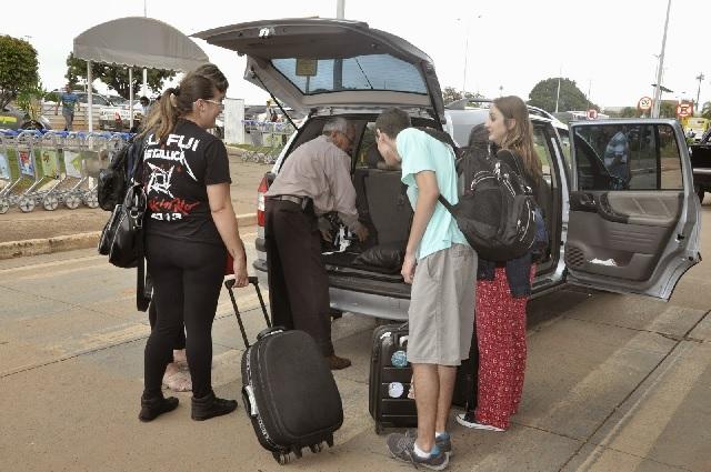 Bagagens em Viagens –taxi