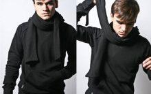 Cachecol Masculino – Modelos e Como Usar