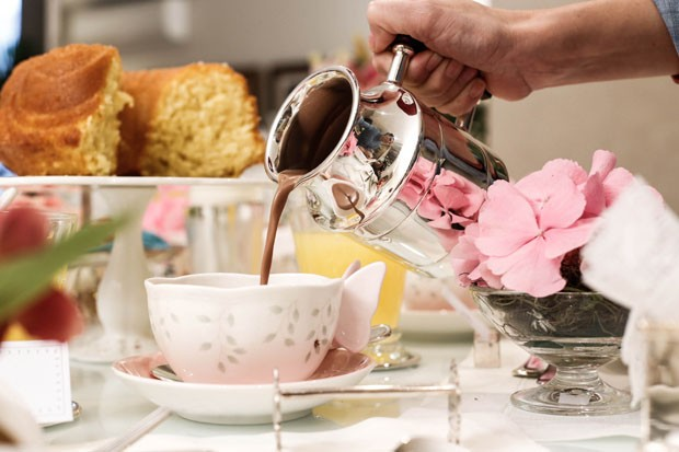 Chá da Tarde Com Amigas - Como Organizar