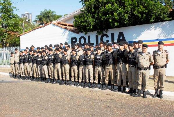 Concurso Policia Militar MG 2017 - I
