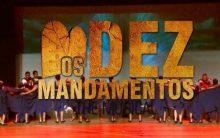 Dez Mandamentos No Teatro – Elenco e Estreia