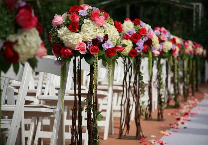 Flores Para Decoração de Casamento - Quais e Seu Significado