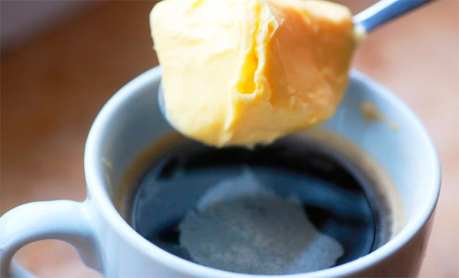 Manteiga e Café – Nova Dieta