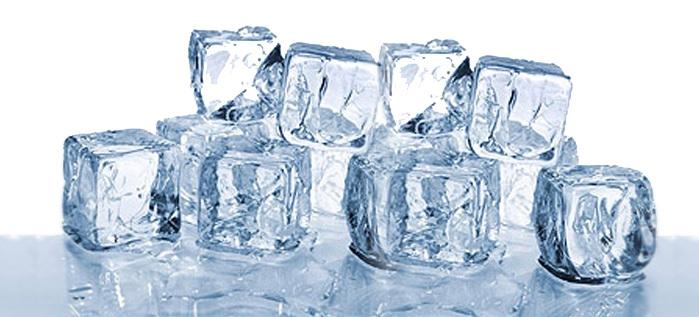 Pelo Irritada por Depilação - gelo