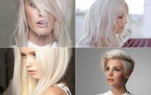 Platinados Ice Blond Tendência Cabelos 2016 – Como Fazer