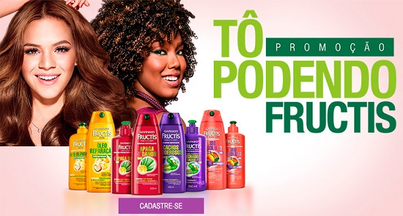 Promoção Tô Podendo Fructis -