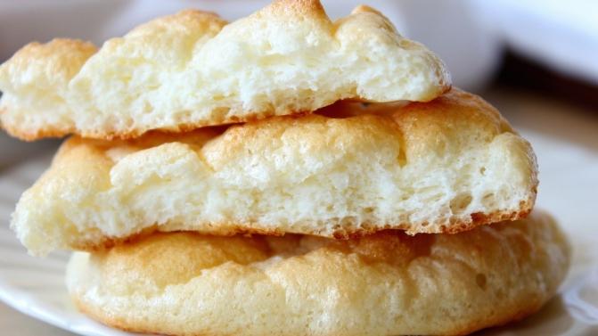 Receita Do Pão Nuvem – Nova Dieta