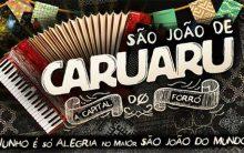 São João de Caruaru 2016 – Programação