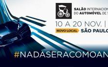 Salão do Automóvel 2016 – Local e Ingressos