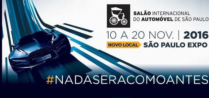 Salão do Automóvel 2016 - Local e Ingressos