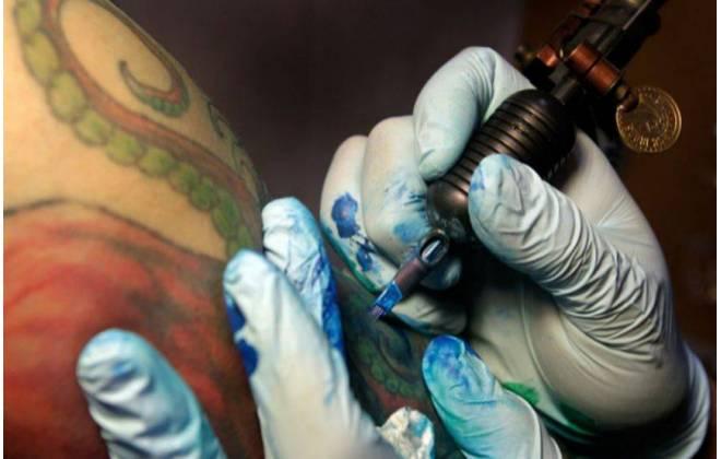 Tatuagem Que Desaparece  Nova Tinta