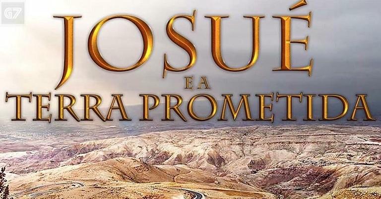 Terra Prometida Nova Novela  Record- Estreia
