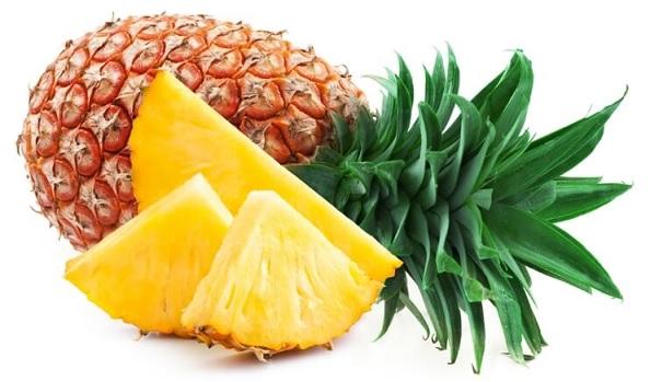 Analgésicos Naturais – Quais Alimentos abacaxi
