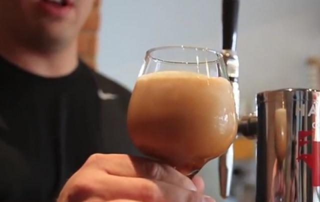 Café Gelado Nitrogenado – Nova Técnica