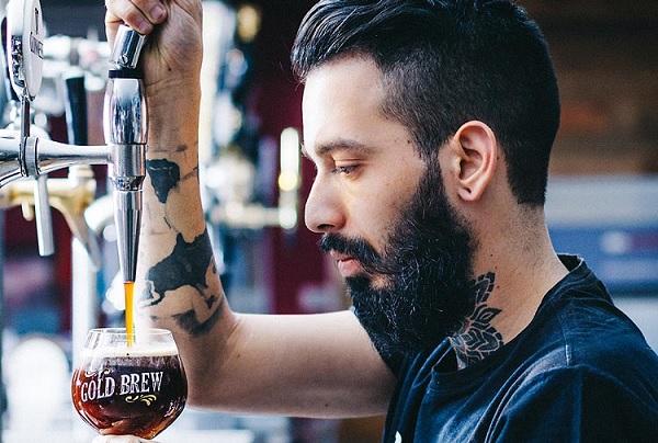 Café Gelado Nitrogenado  Novidade