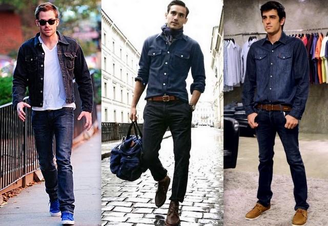 Calça Jeans Masculino - D