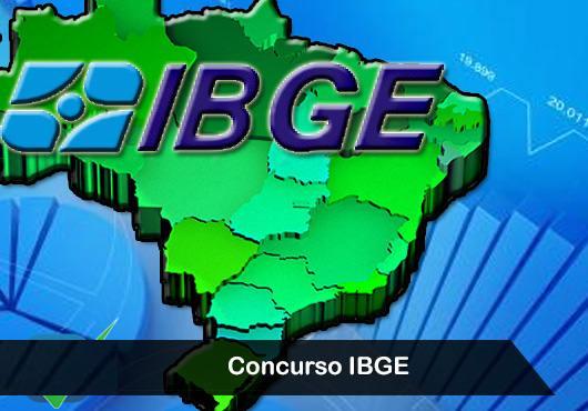 Concurso Censo IBGE 2016 - Vagas e Inscrições