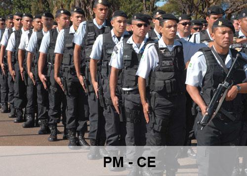 Concurso Policia Militar do Ceara inscriçõe