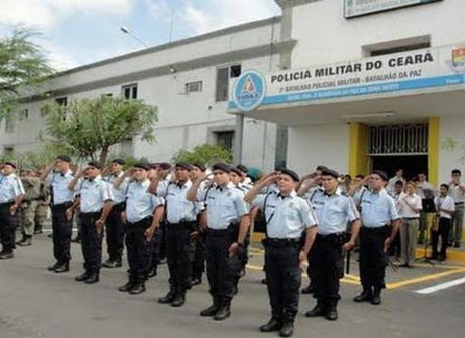 Concurso Policia Militar do Ceara
