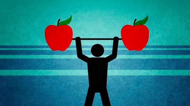 Dieta ou Exercício .Qual Emagrece