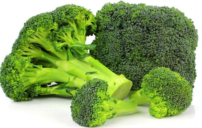 Eliminar Nicotina do Corpo - Alimentos brocolis