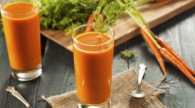 Eliminar Nicotina do Corpo - Alimentos cenoura