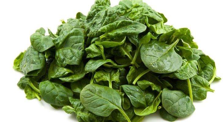 Eliminar Nicotina do Corpo - Alimentos espinafres